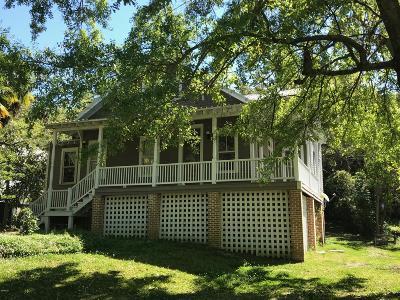 Ocean Springs Single Family Home For Sale: 420 Martin Ave