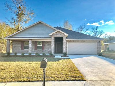 Biloxi MS Single Family Home For Sale: $214,900