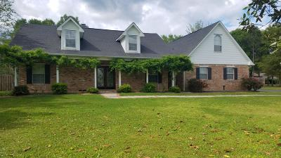Gulfport Single Family Home For Sale: 17084 Pheasant Dr