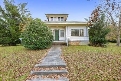 Ocean Springs Single Family Home For Sale: 414 Martin Ave