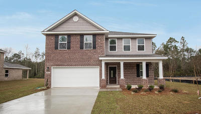 Gulfport Single Family Home For Sale: 10545 Sweet Bay Dr