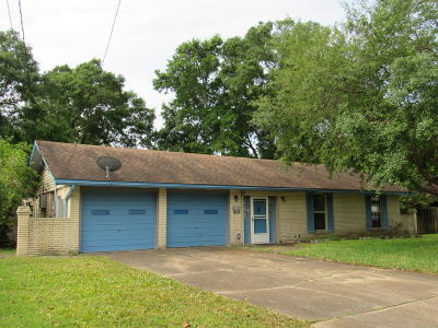 Gulfport Single Family Home For Sale: 2410 Palmer Dr