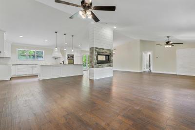 Saucier Single Family Home For Sale: 18740 White Plains Rd