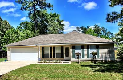 Diamondhead Single Family Home For Sale: 10822 Koloa Ct