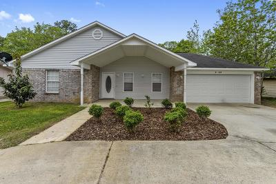Ocean Springs Single Family Home For Sale: 3201 Beachview Dr