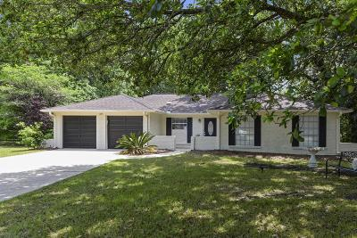 Ocean Springs Single Family Home For Sale: 1105 Le Marin Ct