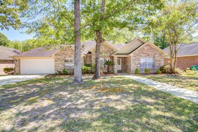 Gulfport Single Family Home For Sale: 13610 Tara Hills Cir