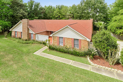 Gulfport Single Family Home For Sale: 104 Warpath Trl