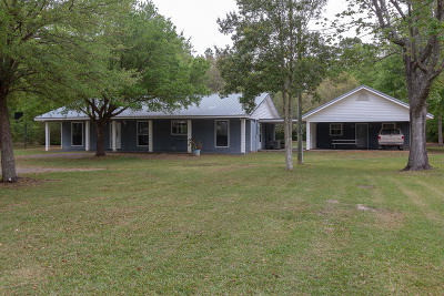 Biloxi Single Family Home For Sale: 7268 Woolmarket Rd
