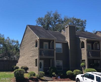 Biloxi Condo/Townhouse For Sale: 495 Popps Ferry Rd #55