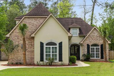 Diamondhead Single Family Home For Sale: 6434 Kome Dr