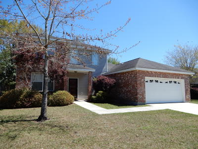 Biloxi MS Single Family Home For Sale: $204,750