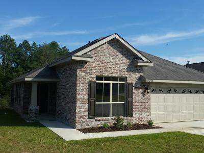 Gulfport Single Family Home For Sale: 10512 Roundhill Dr
