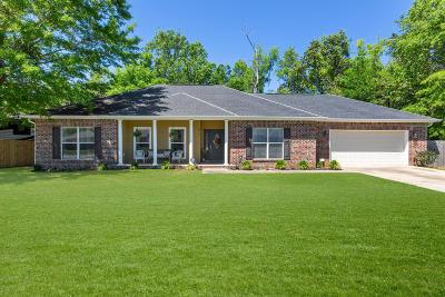 Biloxi Single Family Home For Sale: 813 Eagle Eyrie Dr