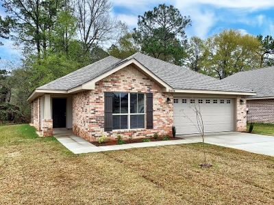 Gulfport Single Family Home For Sale: 43 Roundhill Dr