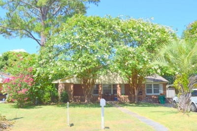 Gulfport Single Family Home For Sale: 800 Mills Avenue