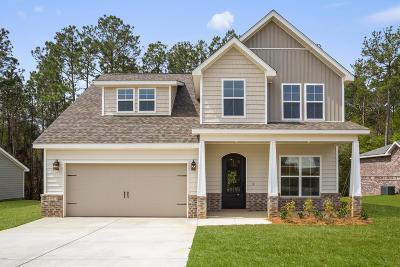 Gulfport Single Family Home For Sale: 14987 Audubon Lake Blvd
