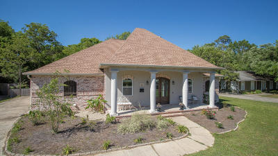 Gulfport Single Family Home For Sale: 18 40th St