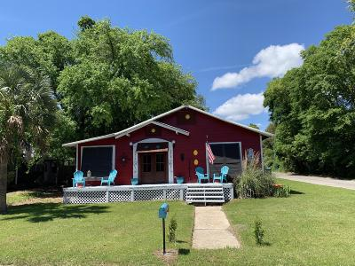Gulfport Single Family Home For Sale: 4412 Ford St