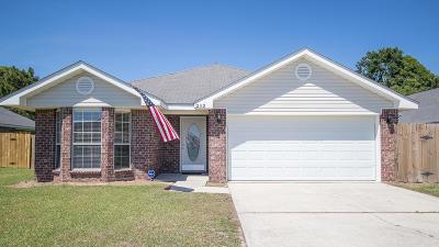 Gulfport Single Family Home For Sale: 12112 Harmony Cir