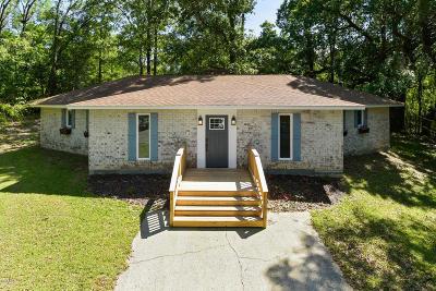 Diamondhead Single Family Home For Sale: 986 Hawi Ct