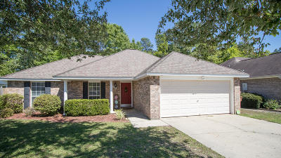 Biloxi Single Family Home For Sale: 768 Gentry St