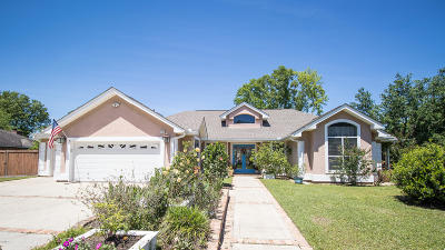 Biloxi Single Family Home For Sale: 2456 Sunkist Country Club Rd