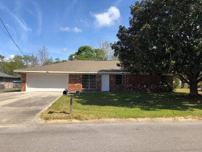 Gulfport Single Family Home For Sale: 114 Darran St