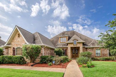 Ocean Springs Single Family Home For Sale: 2116 Whitney Oaks Dr