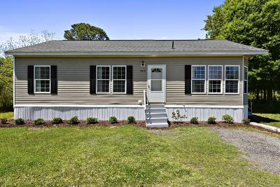 Gulfport Single Family Home For Sale: 4415 Indiana Ave