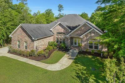 Diamondhead Single Family Home For Sale: 7512 Turnberry Drive