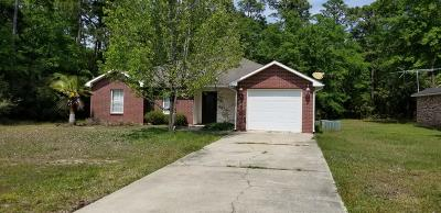 Ocean Springs Single Family Home For Sale: 1024 Sycamore St