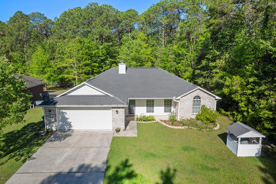 Ocean Springs Single Family Home For Sale: 1921 S 6th St