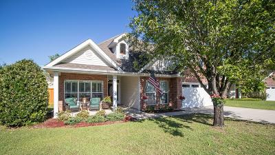 Ocean Springs Single Family Home For Sale: 7925 Rue Madison