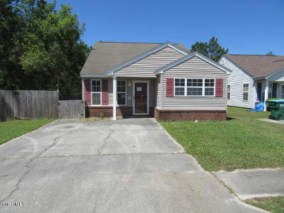Gulfport Single Family Home For Sale: 11115 Dede Dr
