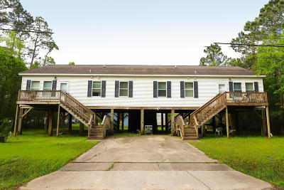 Bay St. Louis Multi Family Home For Sale: 6023 W Issaquena St #6025