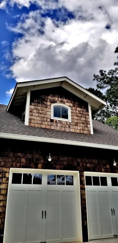 Ocean Springs Single Family Home For Sale: 5220 Old Spanish Trl