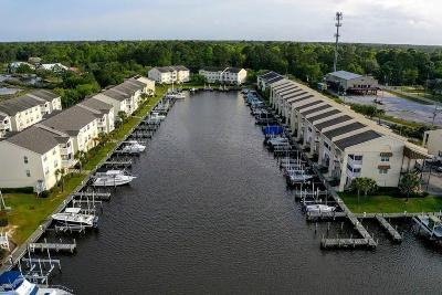 Ocean Springs Condo/Townhouse For Sale: 2421 Beachview Dr #H7