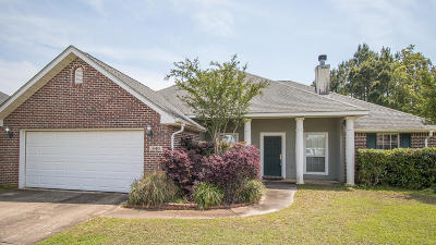 Long Beach Single Family Home For Sale: 440 Pinecrest Cir