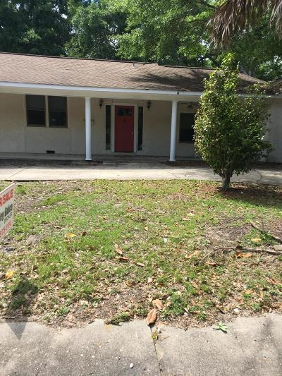 Biloxi MS Single Family Home For Sale: $149,000