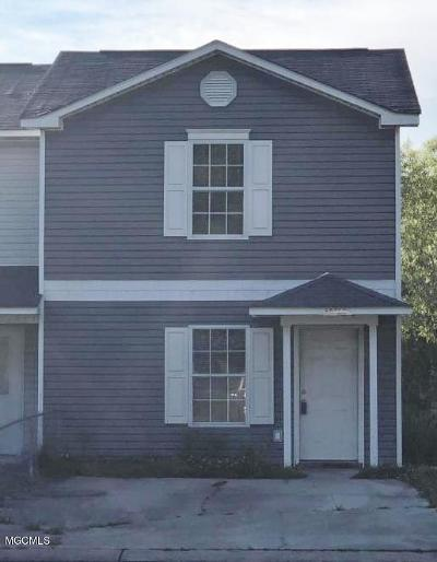 Gulfport Single Family Home For Sale: 10481 Cal Ln