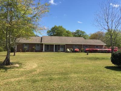 Gulfport Single Family Home For Sale: 13116 Quail Ridge Rd