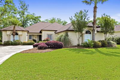 Ocean Springs Single Family Home For Sale: 5616 Via Ponte