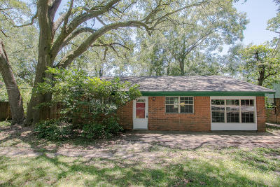 Biloxi MS Single Family Home For Sale: $108,000