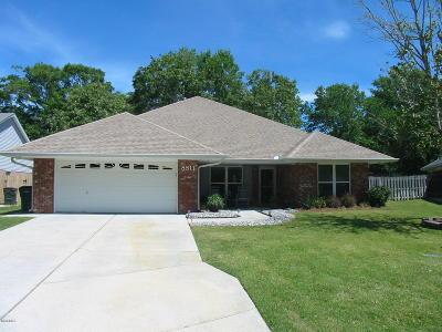 Diamondhead Single Family Home For Sale: 8811 Manoo Ct