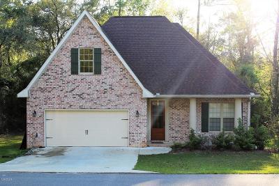 Diamondhead Single Family Home For Sale: 6529 Alakoko Dr