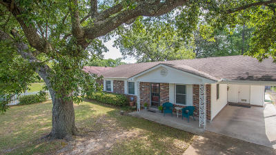 Ocean Springs Single Family Home For Sale: 512 Halstead Rd