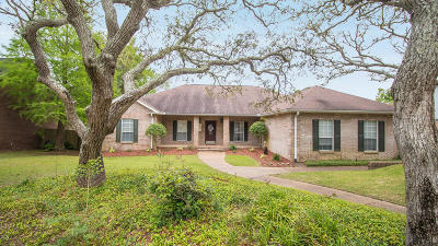 Biloxi Single Family Home For Sale: 2559 Spring Ridge Dr