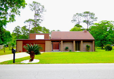 Ocean Springs Single Family Home For Sale: 204 Glen Eagles Dr