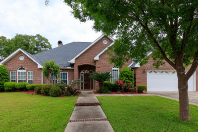 Gulfport Single Family Home For Sale: 13218 Chasae Ln